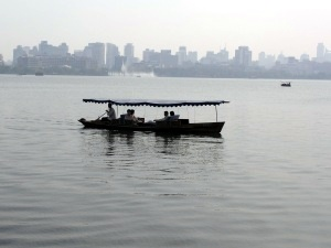 Scenes from West Lake - towards Hangzhou